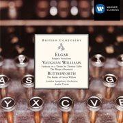 Elgar - vaughan williams - butterworth cover image