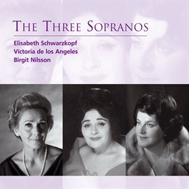 Cover image for The Three Sopranos