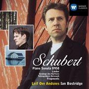 Schubert: piano sonata, d.958 cover image