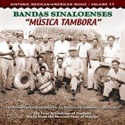 Bandas sinaloenses musica tambora