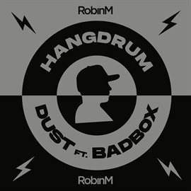 Cover image for Hangdrum / Dust