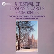 A festival of lessons & carols from King's cover image
