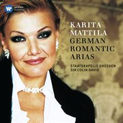 German romantic arias cover image