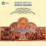 Howells: hymnus paradisi cover image