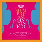 Sinfónico (en directo, teatro de la maestranza, sevilla, 2019) cover image