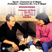 Ravel: piano concerto in g major - prokofiev: piano concerto no. 3 in c major, op. 26 cover image