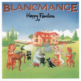 Cover image for Happy Families