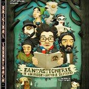Fantasticherie di un passeggiatore solitario (original soundtrack) cover image