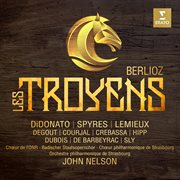 Berlioz: les troyens (live) cover image