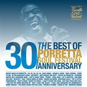 Best of porretta soul festival - 30th anniversary cover image