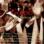 GOSPEL live from Mountain Stage cover image