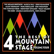 The best of mountain stage live, vol. 4 cover image