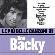 Le pi̮ belle canzoni di don backy