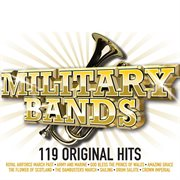 Original hits - military bands cover image