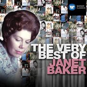 The very best of: janet baker cover image