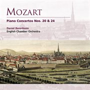Mozart: piano concertos nos. 20 & 24 cover image