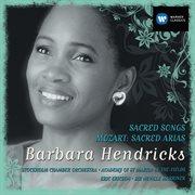 Barbara hendricks: sacred arias cover image