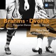 Brahms: hungarian dances; dvorak: slavonic dances cover image