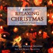 A most relaxing christmas cover image