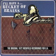 A bucket of brains cover image