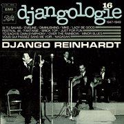 Djangologie vol16 / 1947 - 1949 cover image