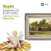 Haydn: symphonies 102 & 104 'london' cover image