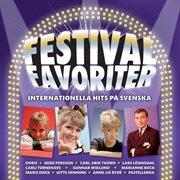 Festivalfavoriter (utlandska hits p? svenska) cover image