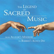 The legend of sacred music cover image