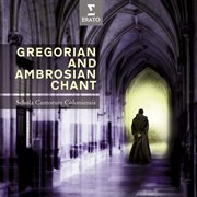 Gregorian chants cover image