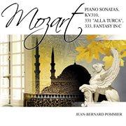 Mozart piano sonatas cover image