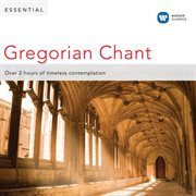 Essential gregorian chant cover image