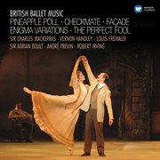 British ballet music cover image