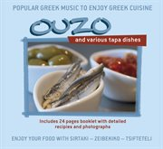 Ouzo and various tapa dishes cover image