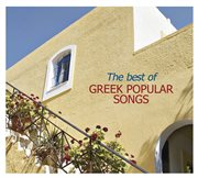 The best  of greek popular songs cover image