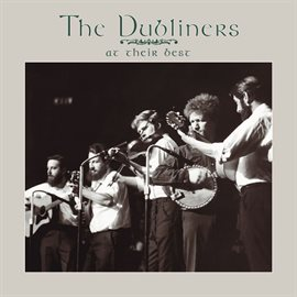 The Dubliners at Their Best, book cover