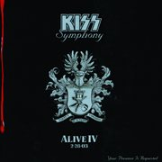 Symphony: alive IV cover image