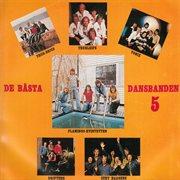 De bästa dansbanden 5 cover image