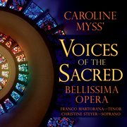 Caroline myss' voices of the sacred cover image