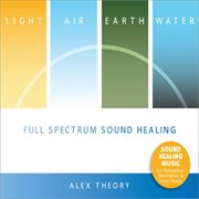 Full spectrum sound healing cover image