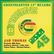 """12"""" Rulers - Jah Thomas"""
