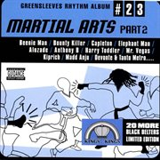 Greensleeves rhythm album #23: martial arts part 2 cover image