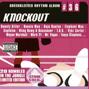 Greensleeves rhythm album #36: knockout cover image