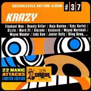 Greensleeves rhythm album #37: krazy cover image