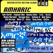 Greensleeves rhythm album #46: amharic cover image