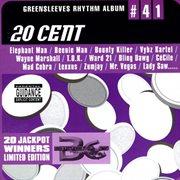 Greensleeves rhythm album #41: 20 cent cover image
