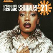 Greensleeves reggae sampler 21 cover image