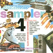 Greensleeves sampler 4 cover image