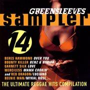 Greensleeves sampler 14 cover image