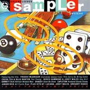 Greensleeves sampler 8 cover image