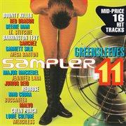Greensleeves sampler 11 cover image